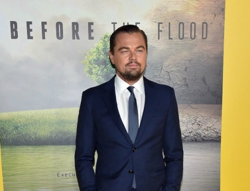 Before the Flood di Leonardo Di Caprio
