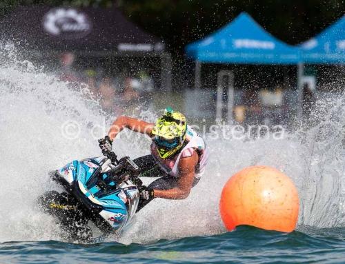 Moto d'acqua Aquabike idroscalo 2018