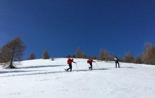 Ciaspolata Monte Arano